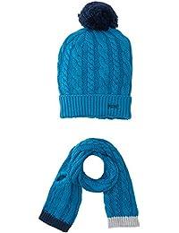 Amazon.fr   Kite - Packs bonnet, écharpe et gants   Accessoires ... 42ec8f0b8f9