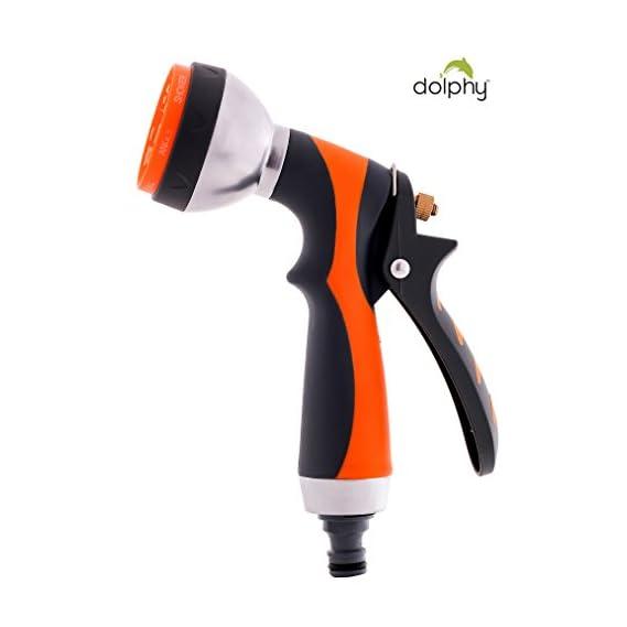 Dolphy 7 Pattern High-Performance Water Spray Gun