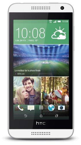 HTC Desire 610 - blanc - 8 Go - 4G - Smartphone