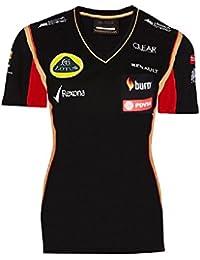 Lotus F1 réplica señoras camiseta 2014 – Extra pequeño