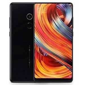 "Xiaomi Mi MIX 2 SIM doble 4G 64GB Negro - Smartphone (15,2 cm (5.99""), 64 GB, 12 MP, Android, 7.1.1, Negro) [versión europea]"