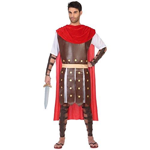 Römischer Krieger Gr. XL + Schwert Kostüm Legionär Römerkostüm Herrenkostüm ()