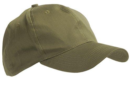 Casquette uS army-outdoor enfant plusieurs couleurs taille unique Olive