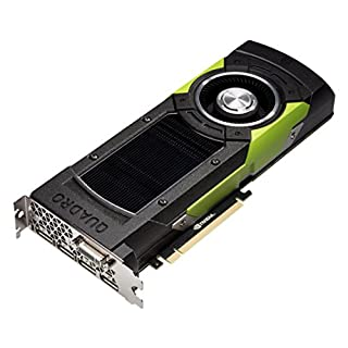 HP NVIDIA Quadro M6000 12GB Graphics