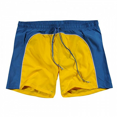 EXUMA Herren Swimshorts Yellow