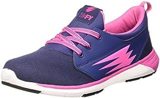 DFY Women's Athens Navy/Fuschia Multisport Training Shoes-6 UK/India (40 EU)(DWF18W500806-40)