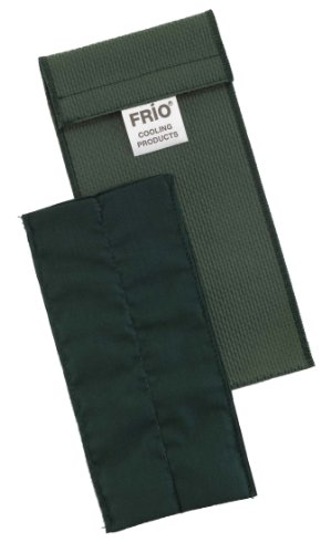 FRIO Kühltasche für Insulin, 8 x 18cm, Grün