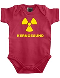 Kerngesund Babybody 56 - 80 div. Farben
