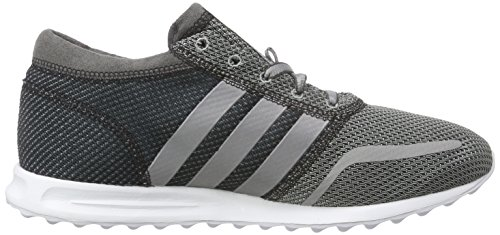 adidas Los Angeles, Baskets Basses Homme Ch Solid Grey/Metallic Silver Sld/White