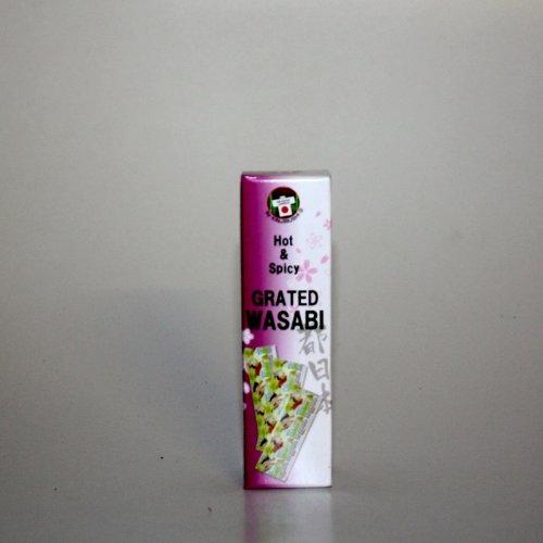 Miyako - Wasabi Meerrettichpaste - 10x2,5g/25g