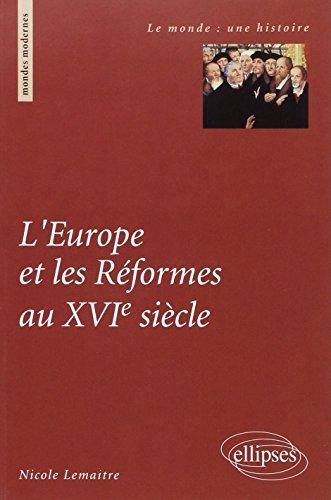 L'Europe et les Réformes