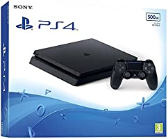 Sony Ps4 Slim 500 GB (Eurasia)