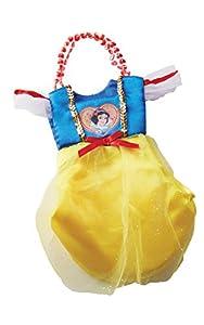 Princesas Disney - Disfraz de Blancanieves para niña, infantil talla única (Rubie
