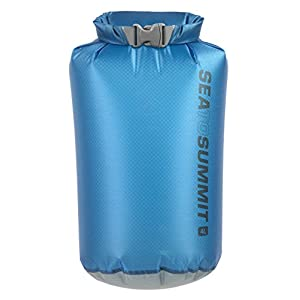 415tbf3cHVL. SS300  - Sea To Summit Unisex's Ultra SIL Dry Sack-Blue, 4 Litre