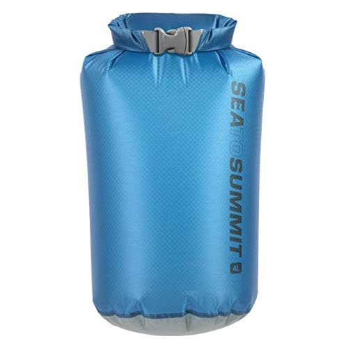 Sea To Summit Unisex's Ultra SIL Dry Sack-Blue, 4 Litre