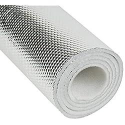 5 Pannelli termoriflettenti di alta qualità per caloriferi Termoflex PLT 100 x 70 cm con biadesivo C
