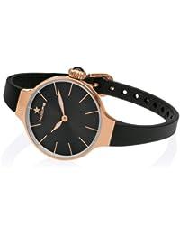 Uhr Damen Chérie Gold Schwarz 2583l-rg01–Hoops