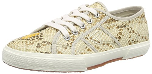 Tamaris 23610, Sneakers basses femme Multicolore - Mehrfarbig (Snake 907)
