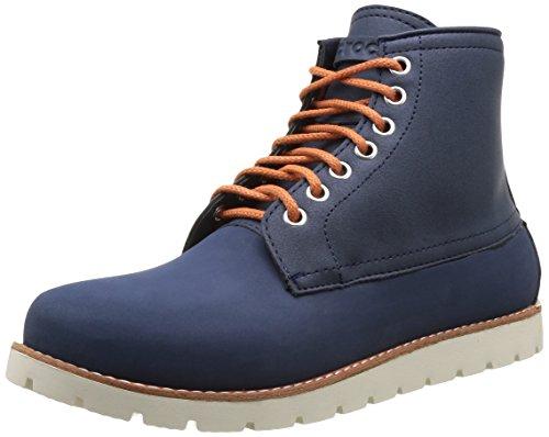 Crocs Crocs Cobbler 2.0 Boot M, Boots homme Bleu (Navy/Stucco)