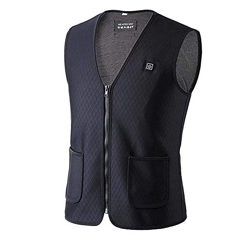 415tfOTob9L. SS500  - JanTeel Cold Winter Weather Three-Gear Temperature Control Electric Heating Vest