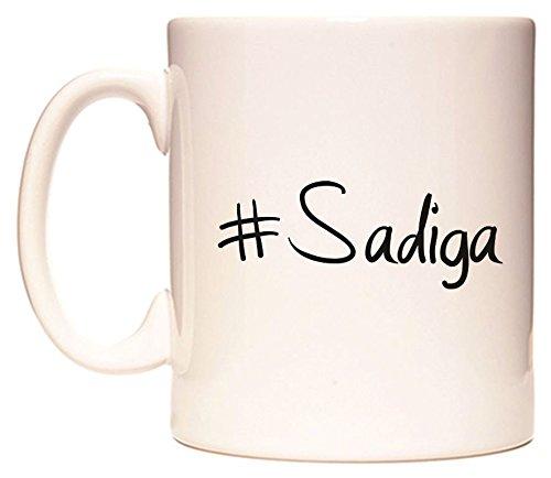 #Sadiga Becher von WeDoMugs