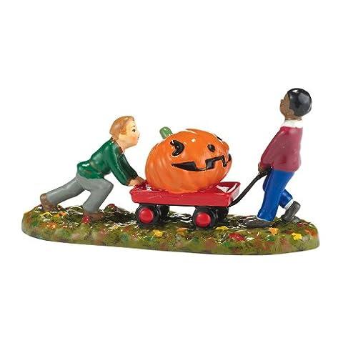 Village de neige apporter Home Halloween/Le gagnant département 56 Figurine 4030763)