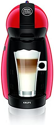 Krups Dolce Gusto Piccolo - Cafetera, 1500 W