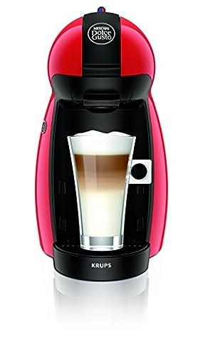 Krups KP 1006 Nescafé Dolce Gusto Piccolo Rouge (Import Allemagne)