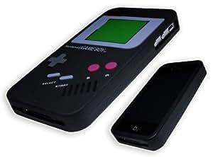 Xcessor Fun Line Housse en Silicone pour iPhone 4/4S