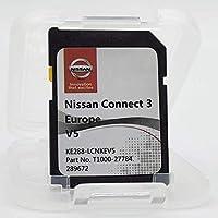 Tarjeta SD Update Nissan Connect .3 (V.5) Version 2020