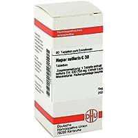 HEPAR SULF C30, 80 St preisvergleich bei billige-tabletten.eu