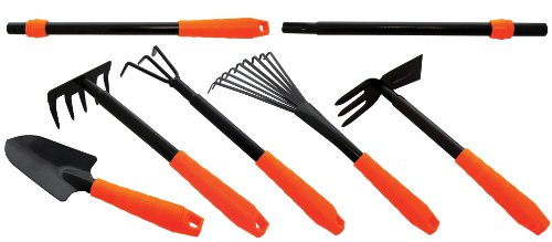 am-tech-garden-tool-kit-7-pieces