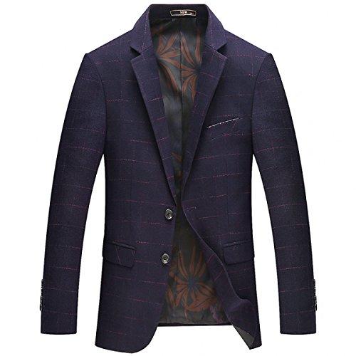 Giacca Da Uomo Casual Da Uomo Coreano Slim Business Casual Small Suit A