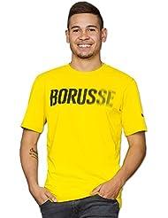 Puma Herren Bvb Borusse Tee T-Shirt