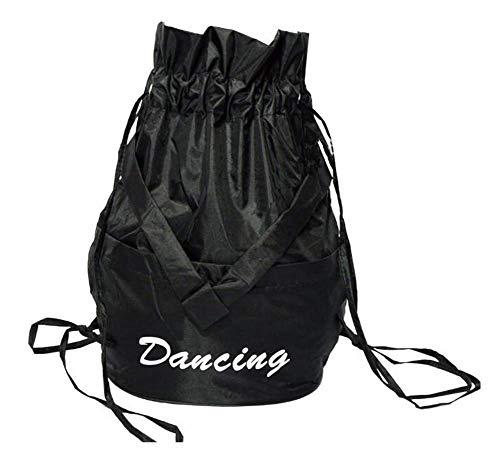 (TGFRtgv Kreativ Tanzpaket für Kinder, Schultertaschen, Kordelzug, Latein Tanz/Ballett, A1)