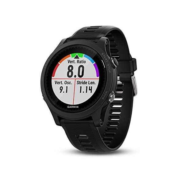 Garmin Forerunner 735XT GPS Multisport And Running Watch With Heart Rate Monitor