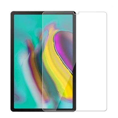 Preisvergleich Produktbild Für Samsung Galaxy Tab S5E T720 T725 10.5 Zoll Panzerglas Schutzfolie,  Colorful HD Transparenz Gehärtetes Glas Folie Displayschutzfolie Anti-Öl,  Anti-Kratzer und Blasenfrei