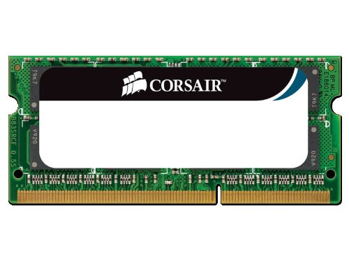 Sodimm-corsair (Corsair CMSO8GX3M1A1333C9 Value Select 8GB (1x8GB) DDR3 1333 Mhz CL9)