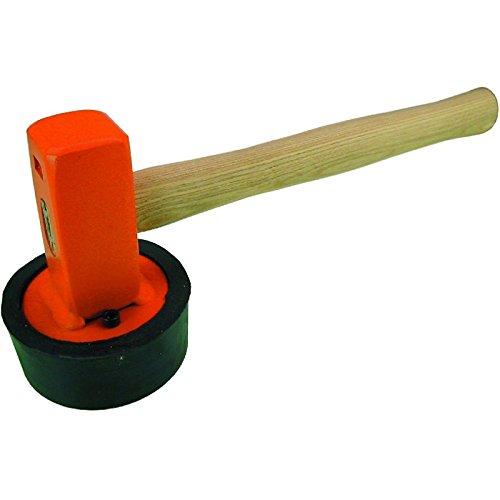 Preisvergleich Produktbild HaWe 230.11 Plattenleger-Hammer rund 1000 g