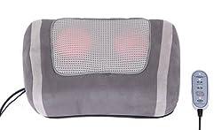 Shiatsu Massagegerät - Nackenmassagegerät mit Rotlicht & Wärmefunktion