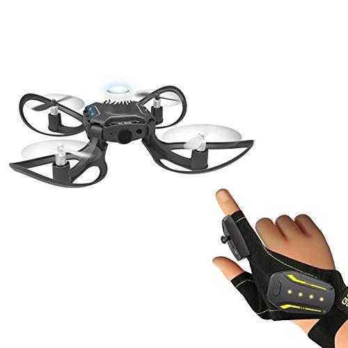 AORED RC Drone Spielzeug for Kinder Teenager Geschenke 2,4 GHz Mini Quadcopter for Kinder, Hubschrauber Kinder Drone Mit Gestengesteuerten Ferngesteuerten Werfen/Fernbedienung Hubschrauber Anfänger