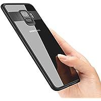 vitutech Samsung Galaxy S9 Handyhülle, Galaxy S9 Schutzhülle TPU Bumper Case Premium Kratzfest Ultra Dünn Stoßfest Hülle für Samsung Galaxy S9 Case Cover - Schwarz