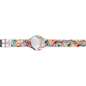 Zitto Digital Armbanduhr in multicolor Silikon funkydrops-mini-ff