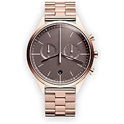 Uniform Wares-Damen-Armbanduhr-C39_SRG_W1_BRA_BRG_1818S_01