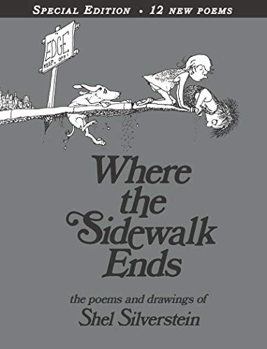 Where the Sidewalk Ends: Poems & Drawings