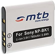 Batería NP-BK1 para Sony Cyber-shot DSC-S750, DSC-S780