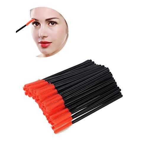 Cepillo de pestañas de silicona