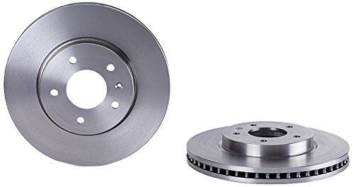 Brembo 09.A630.10 - Disco Freno (Set di 2) - Anterio