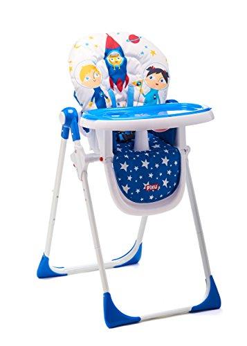 Piku Astronautas - Trona para bebés con