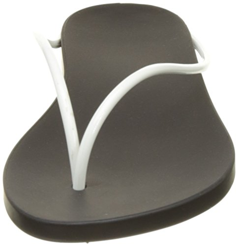 Ipanema Philippe Starck Thing M II Fem, Infradito Donna Nero (Black/White)